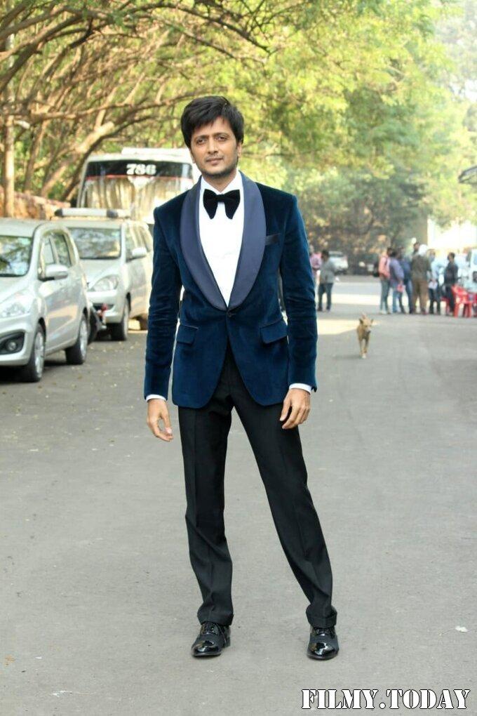 Ritesh Deshmukh - Photos: Celebs At Indian Pro Music League Shoot At Filmcity | Picture 1760731