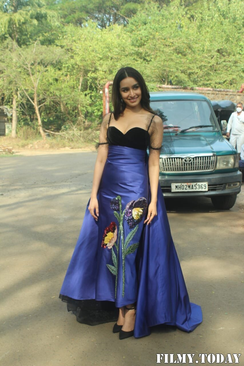 Shraddha Kapoor - Photos: Celebs At Indian Pro Music League Shoot At Filmcity   Picture 1760741