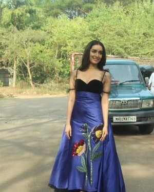 Shraddha Kapoor - Photos: Celebs At Indian Pro Music League Shoot At Filmcity