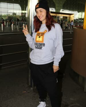 Elli Avram - Photos: Celebs Spotted At Airport