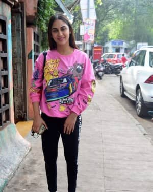 Krystle D'Souza - Photos: Celebs Spotted At Andheri