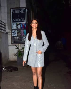 Pooja Hegde - Photos: Celebs Spotted At Bandra | Picture 1760792