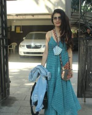 Fatima Sana Shaikh - Photos: Celebs Spotted At Juhu | Picture 1760687