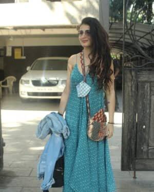 Fatima Sana Shaikh - Photos: Celebs Spotted At Juhu | Picture 1760682
