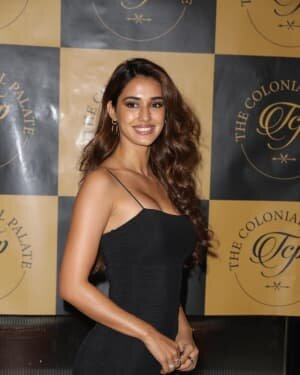Photos: Disha Patani At Christmas Eve Celebration At Kala Ghoda