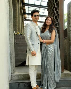 Photos: Priyanshu Painyuli & Vandana Joshi Celebrates Their Wedding