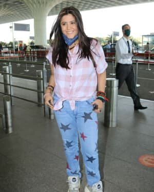Ekta Kapoor - Photos: Celebs Spotted At Airport | Picture 1761512
