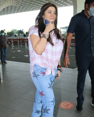 Ekta Kapoor - Photos: Celebs Spotted At Airport | Picture 1761511