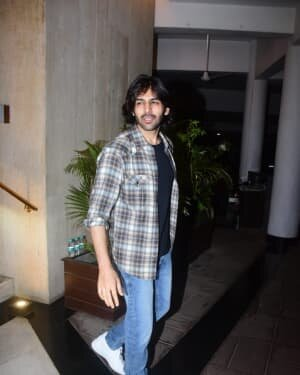 Kartik Aaryan - Photos: Celebs At Manish Malhotra House Party
