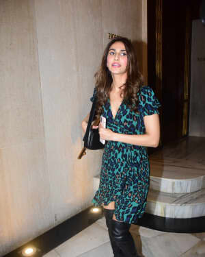 Vaani Kapoor - Photos: Celebs At Manish Malhotra House Party | Picture 1762325