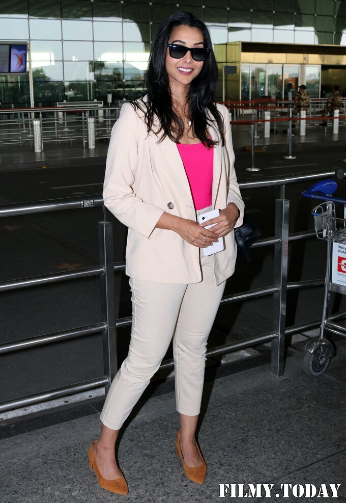 Anupriya Goenka - Photos: Celebs Spotted At Airport | Picture 1761800