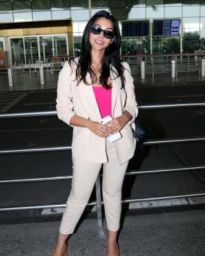 Anupriya Goenka - Photos: Celebs Spotted At Airport
