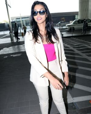 Anupriya Goenka - Photos: Celebs Spotted At Airport