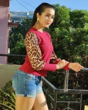 Adhvithi Shetty Latest Photos