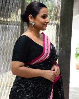 Photos: Vidya Balan Spotted At Siddharth Roy Kapoor's Office | Picture 1745923