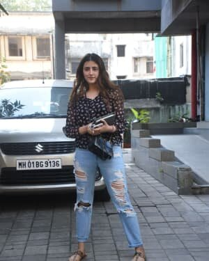 Nupur Sanon - Photos: Celebs Spotted At Bandra | Picture 1750948