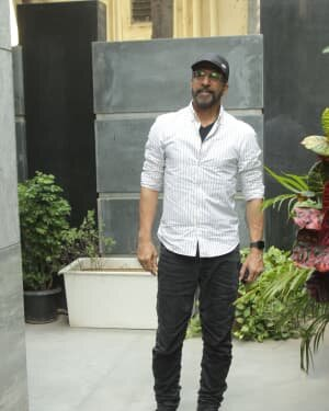 Javed Jaffrey - Photos: Promotion Of Film Coolie No 1 At Pooja Films Office | Picture 1750953