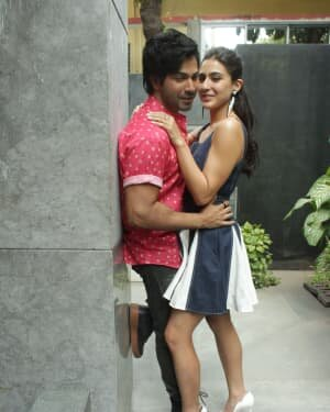 Photos: Promotion Of Film Coolie No 1 At Pooja Films Office | Picture 1750967