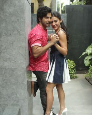 Photos: Promotion Of Film Coolie No 1 At Pooja Films Office | Picture 1750957