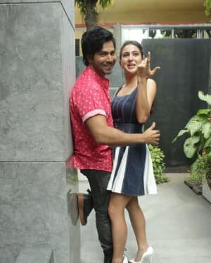 Photos: Promotion Of Film Coolie No 1 At Pooja Films Office | Picture 1750959