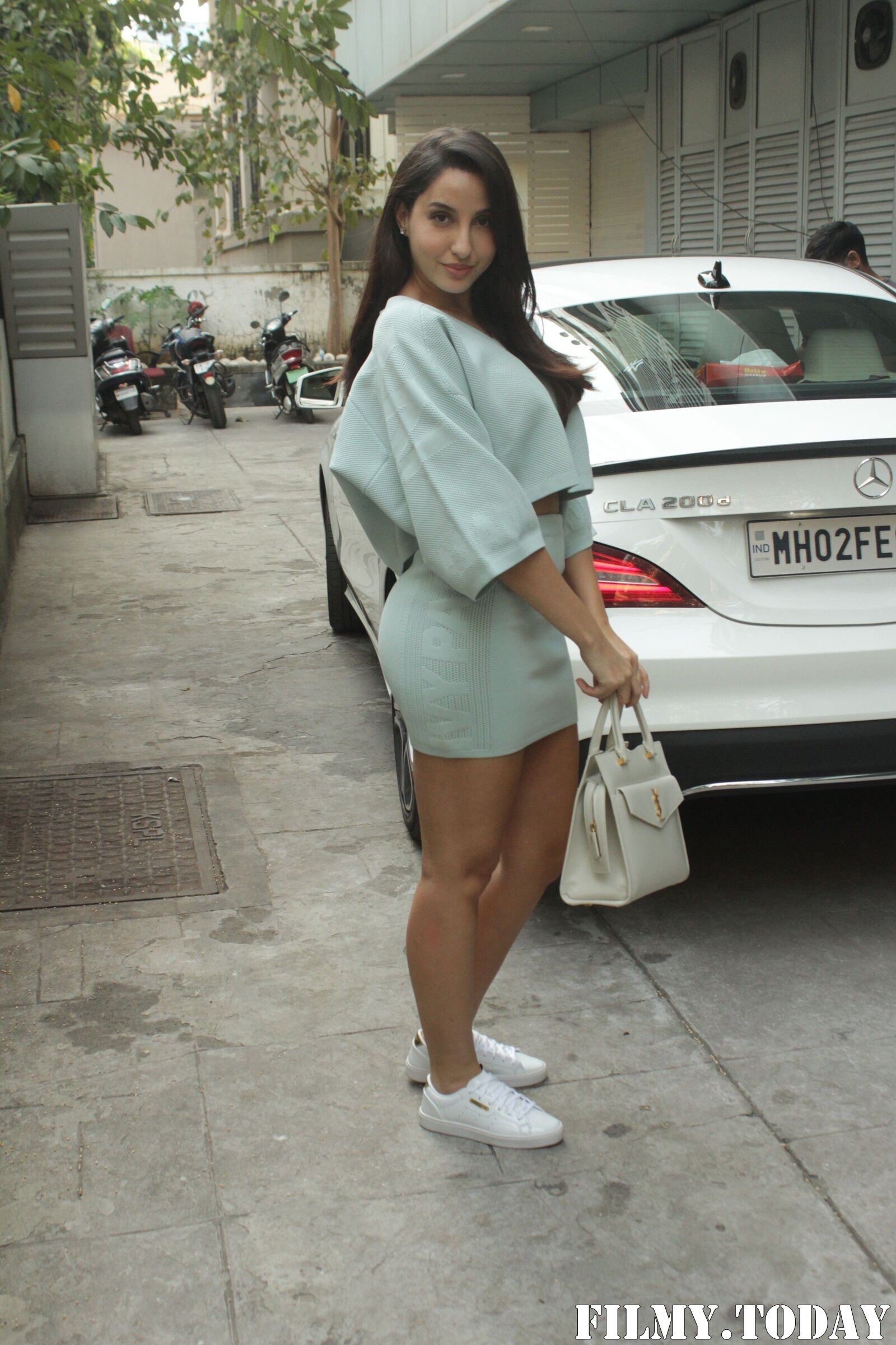 Nora Fatehi - Photos: Celebs Spotted At Bandra | Picture 1751061