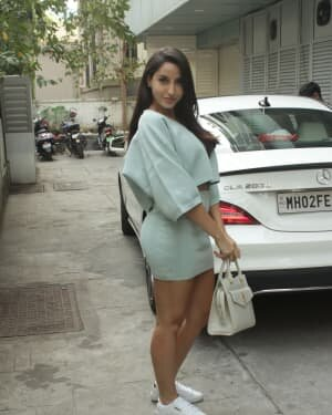 Nora Fatehi - Photos: Celebs Spotted At Bandra   Picture 1751061