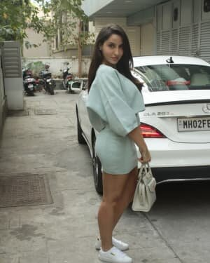 Nora Fatehi - Photos: Celebs Spotted At Bandra   Picture 1751062