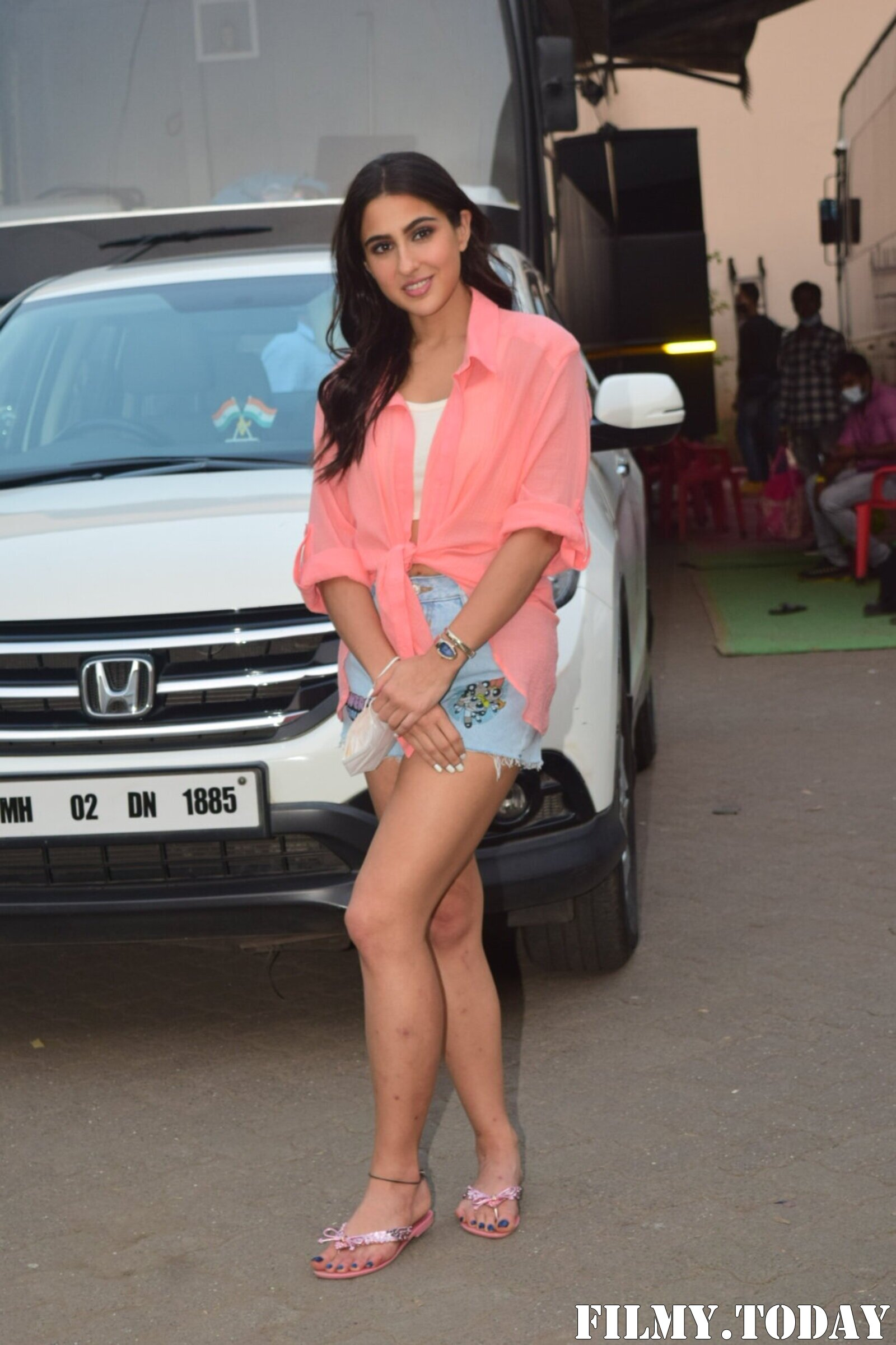 Sara Ali Khan - Photos: Celebs Spotted At Mehboob Studio | Picture 1751096