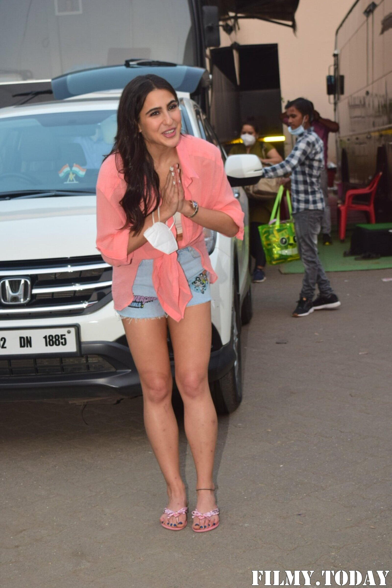 Sara Ali Khan - Photos: Celebs Spotted At Mehboob Studio | Picture 1751099