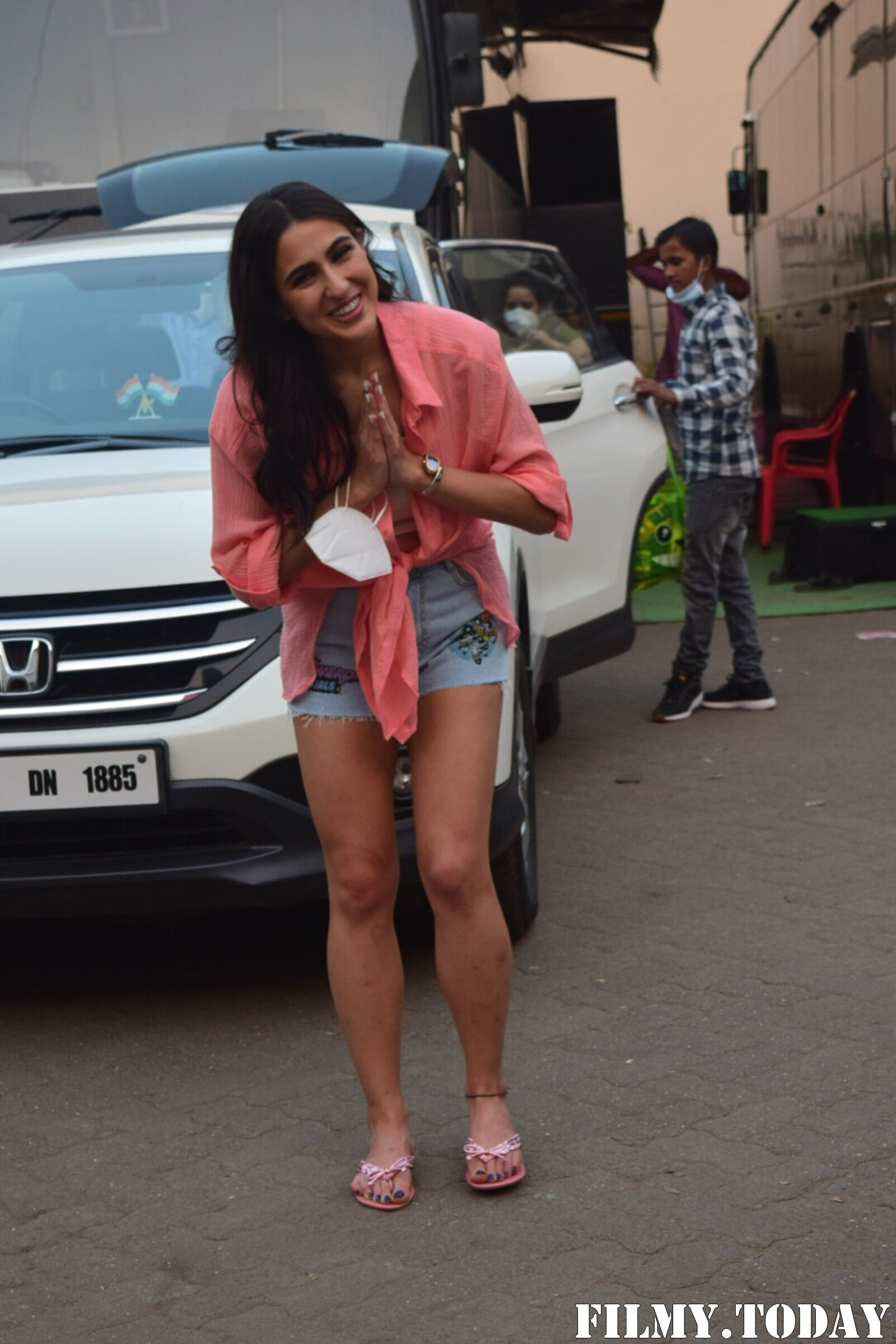 Sara Ali Khan - Photos: Celebs Spotted At Mehboob Studio | Picture 1751100