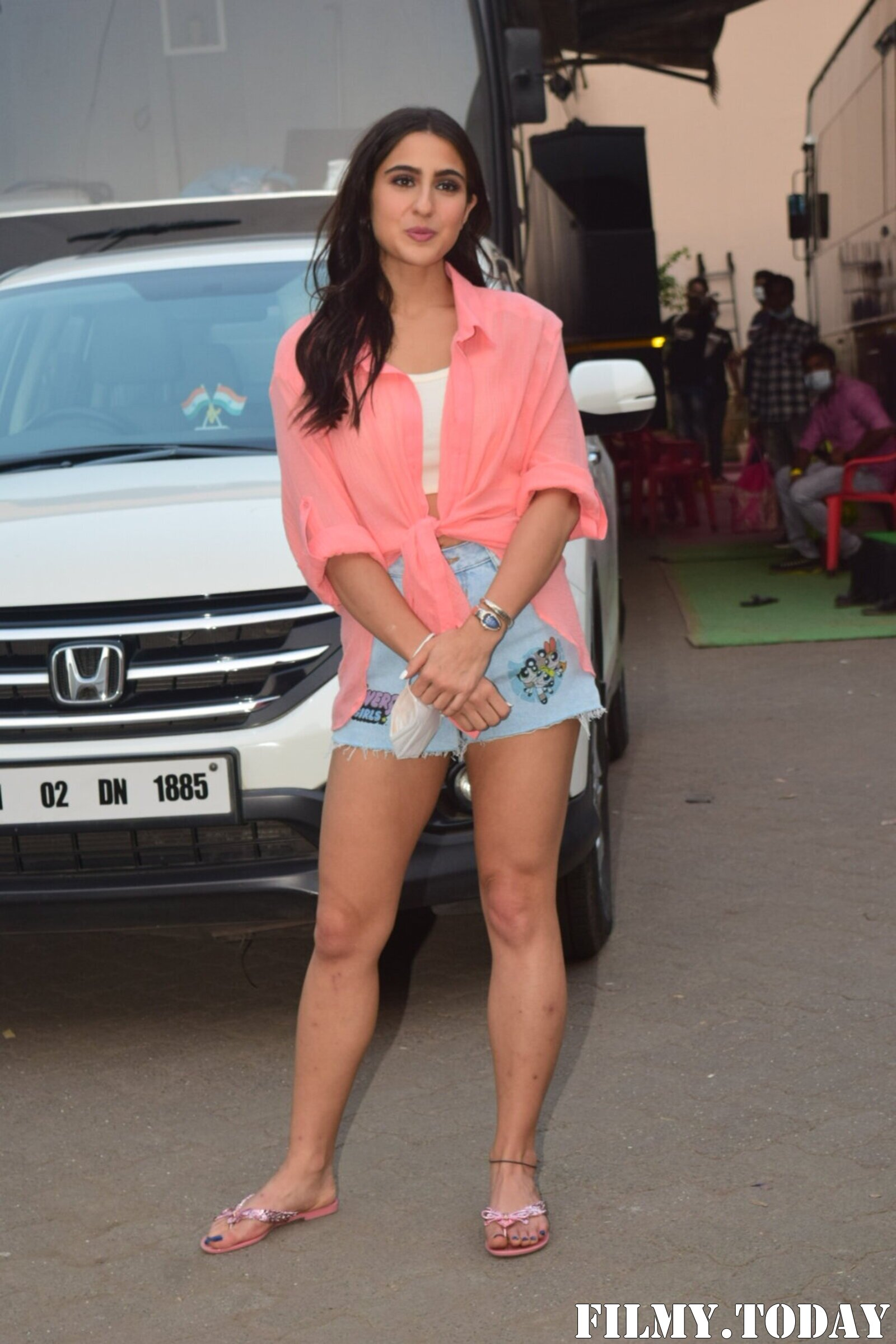 Sara Ali Khan - Photos: Celebs Spotted At Mehboob Studio | Picture 1751095