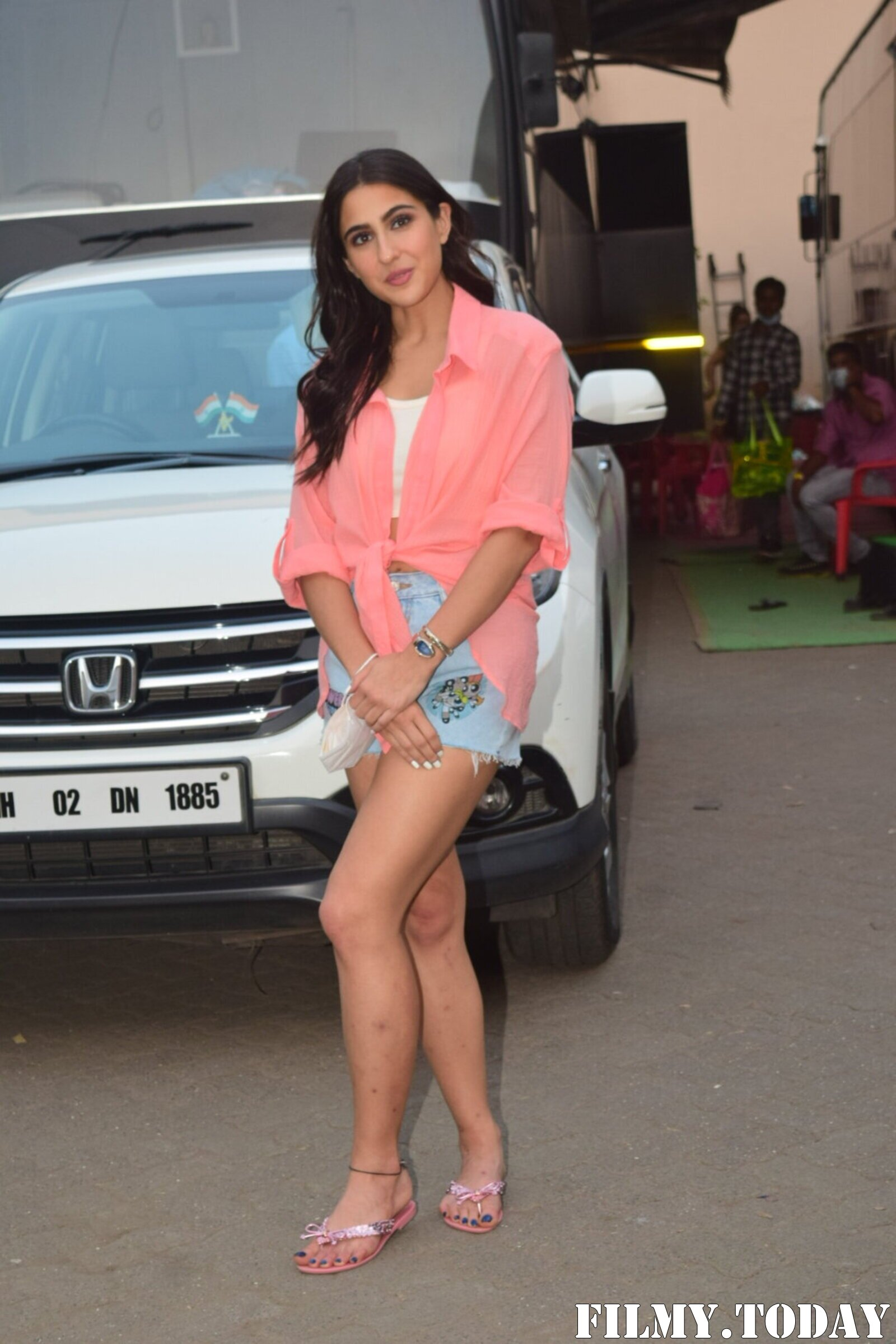 Sara Ali Khan - Photos: Celebs Spotted At Mehboob Studio | Picture 1751101