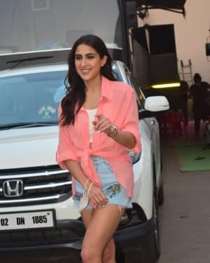 Sara Ali Khan - Photos: Celebs Spotted At Mehboob Studio | Picture 1751097