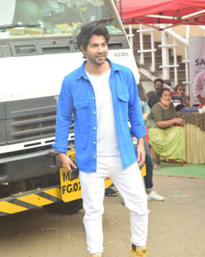 Varun Dhawan - Photos: Celebs Spotted At Mehboob Studio | Picture 1751108