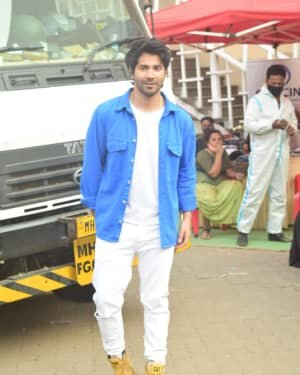 Varun Dhawan - Photos: Celebs Spotted At Mehboob Studio