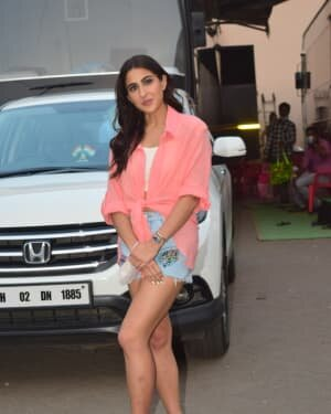Sara Ali Khan - Photos: Celebs Spotted At Mehboob Studio