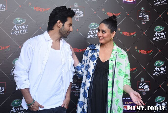 Photos: Promotion Of Film Coolie No 1 At Mehboob Studio   Picture 1751089