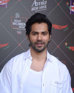 Varun Dhawan - Photos: Promotion Of Film Coolie No 1 At Mehboob Studio