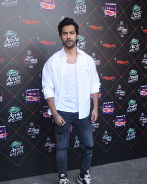 Varun Dhawan - Photos: Promotion Of Film Coolie No 1 At Mehboob Studio | Picture 1751086