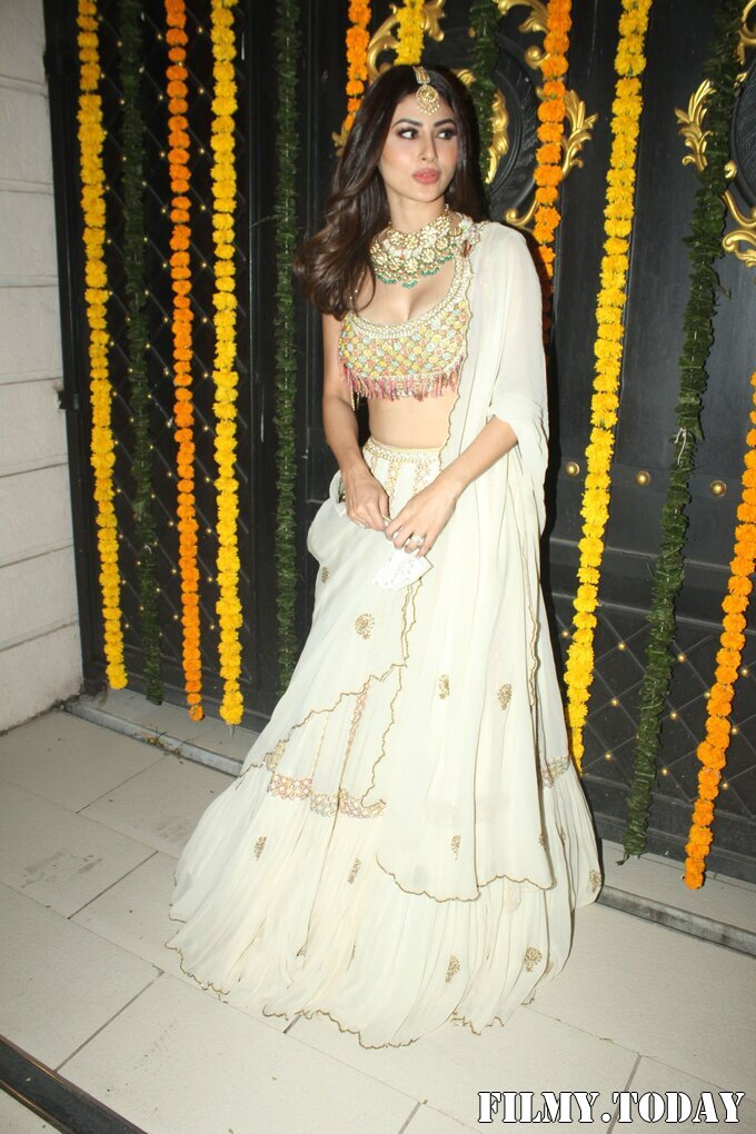 Mouni Roy - Photos: Ekta Kapoor's Diwali Party At Her House | Picture 1751209