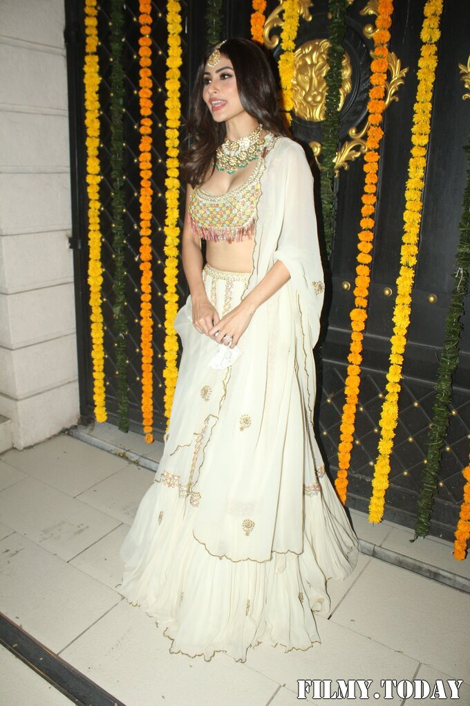 Mouni Roy - Photos: Ekta Kapoor's Diwali Party At Her House | Picture 1751208