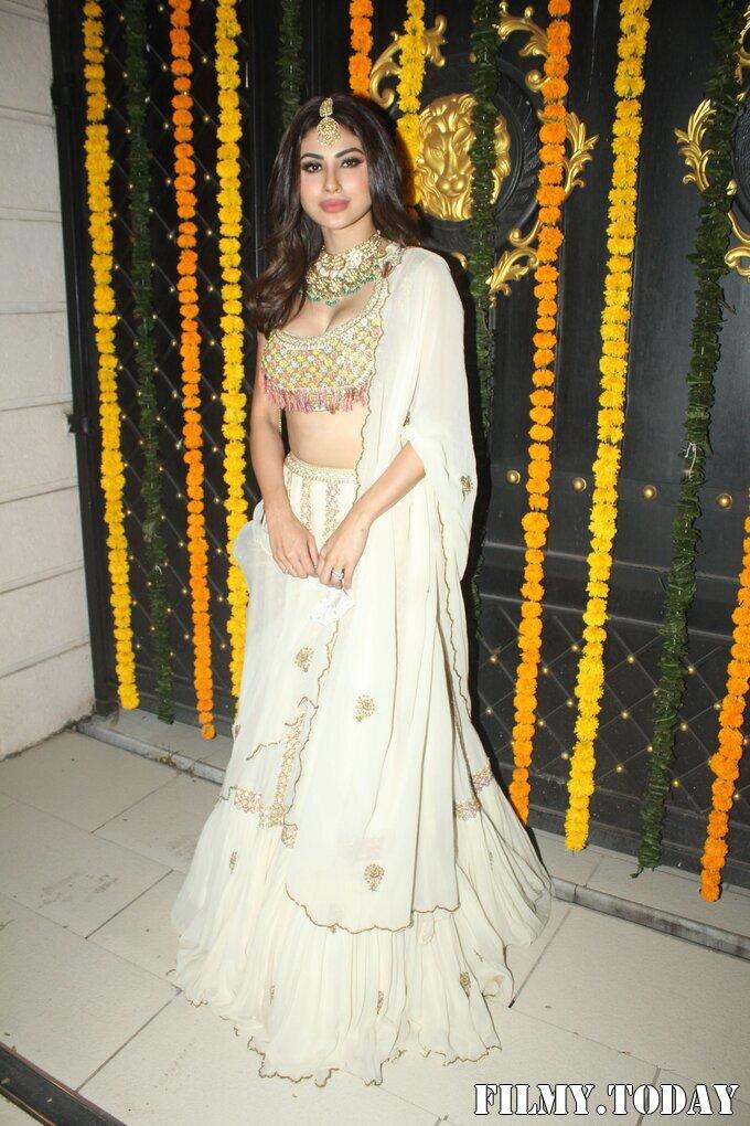 Mouni Roy - Photos: Ekta Kapoor's Diwali Party At Her House   Picture 1751206