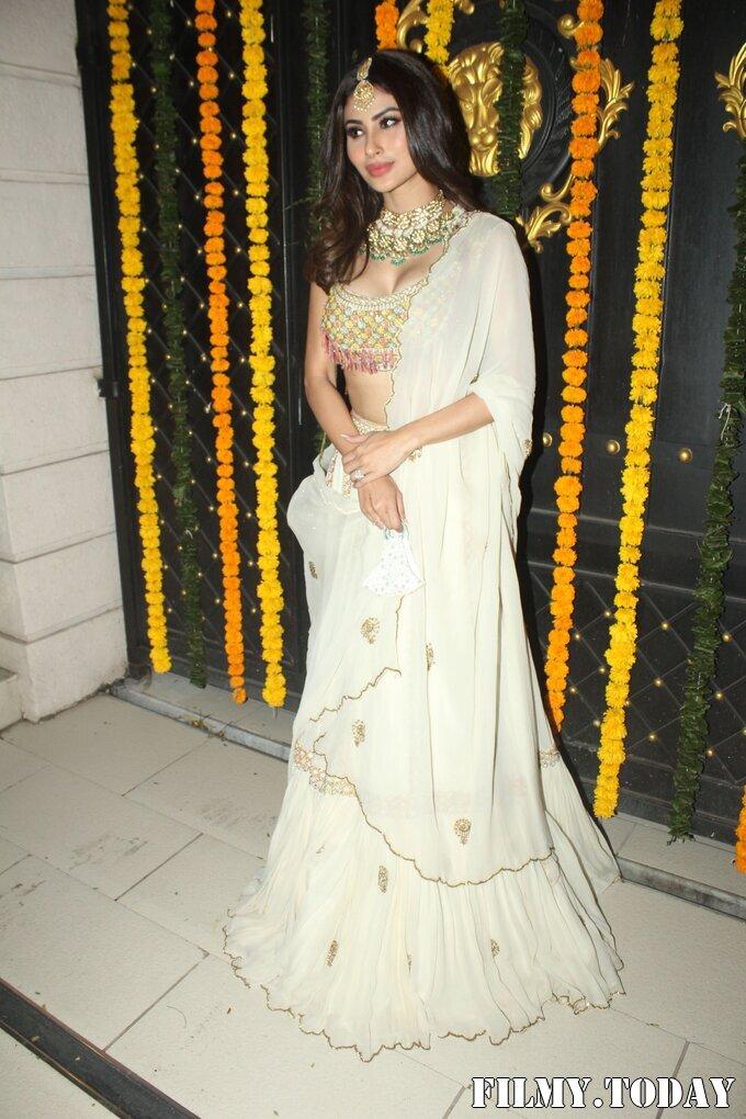 Mouni Roy - Photos: Ekta Kapoor's Diwali Party At Her House | Picture 1751211