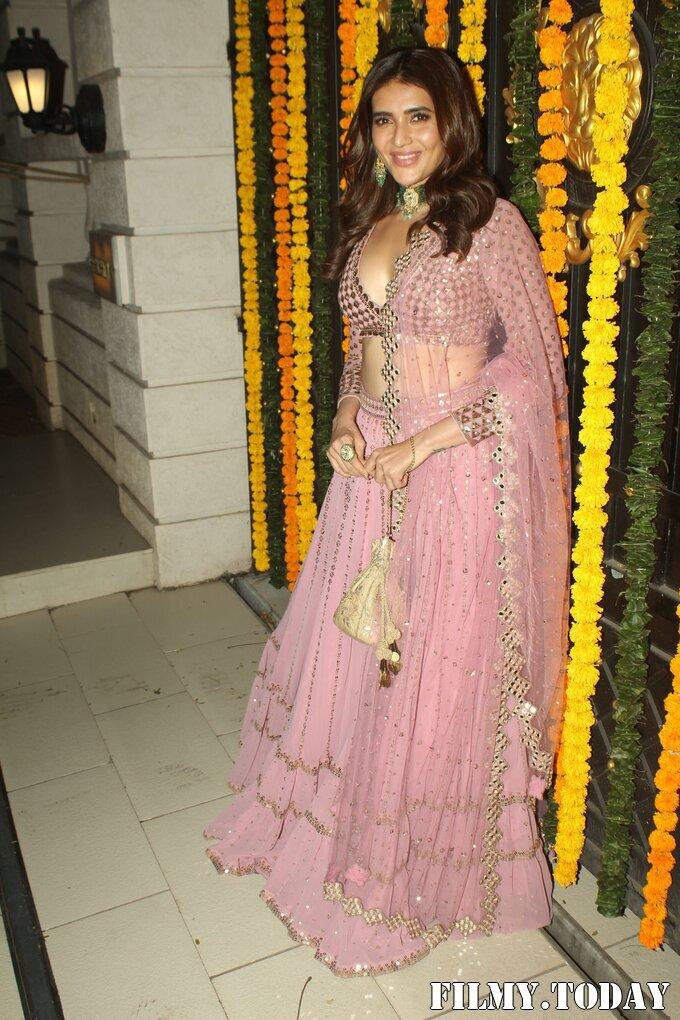 Karishma Tanna - Photos: Ekta Kapoor's Diwali Party At Her House | Picture 1751166
