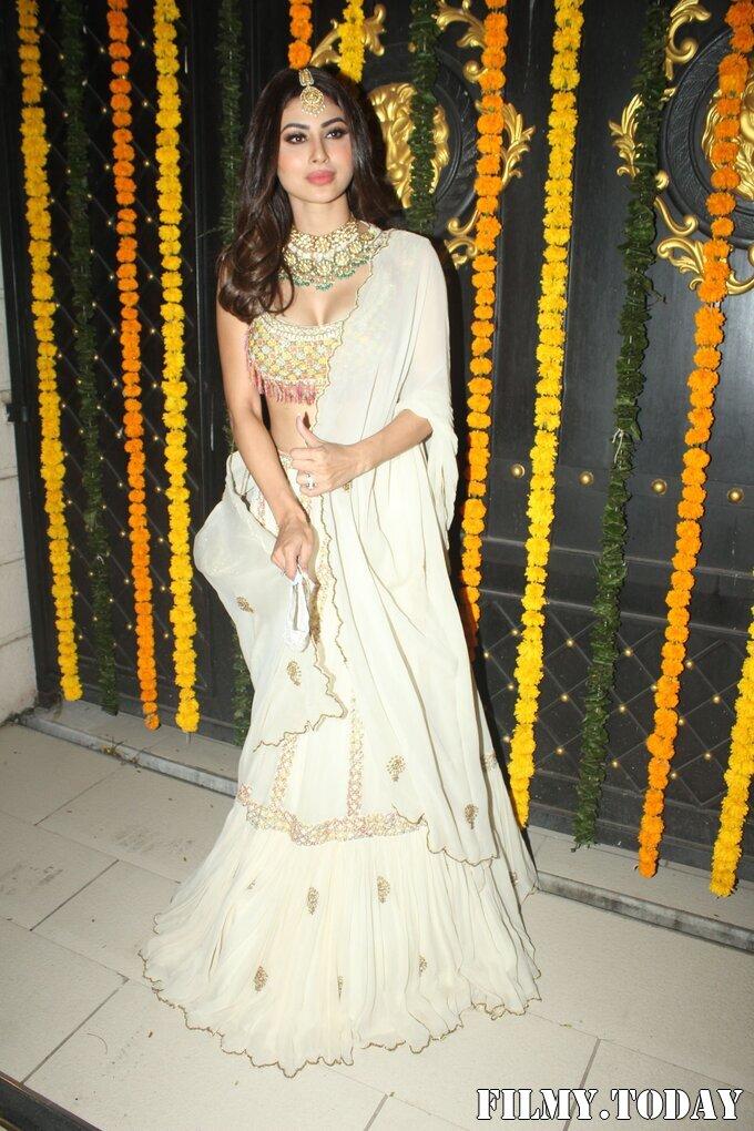 Mouni Roy - Photos: Ekta Kapoor's Diwali Party At Her House | Picture 1751210
