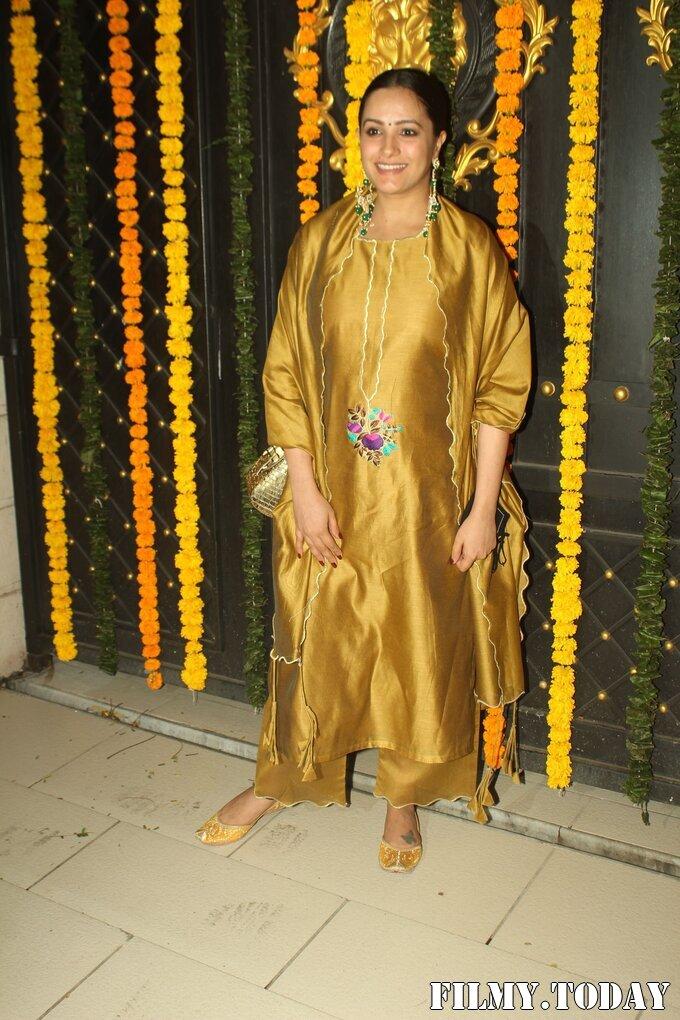 Anita Hassanandani - Photos: Ekta Kapoor's Diwali Party At Her House   Picture 1751182