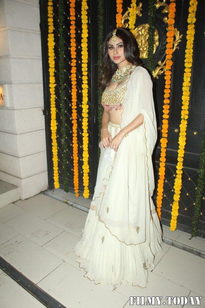 Mouni Roy - Photos: Ekta Kapoor's Diwali Party At Her House | Picture 1751204