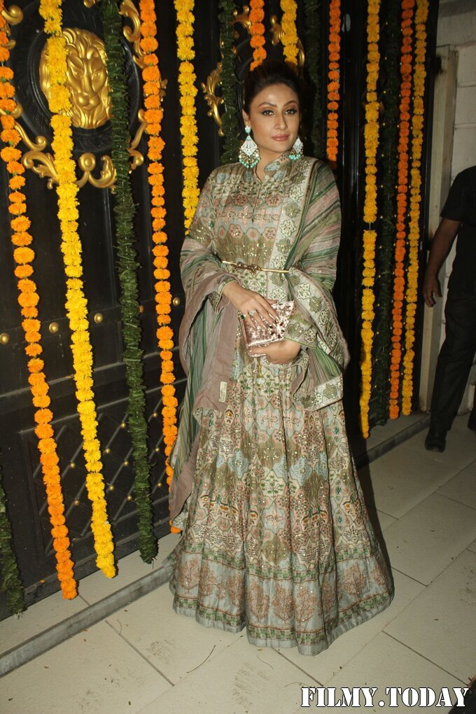 Photos: Ekta Kapoor's Diwali Party At Her House   Picture 1751240