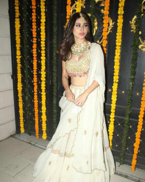 Mouni Roy - Photos: Ekta Kapoor's Diwali Party At Her House | Picture 1751209