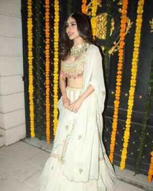 Mouni Roy - Photos: Ekta Kapoor's Diwali Party At Her House | Picture 1751208